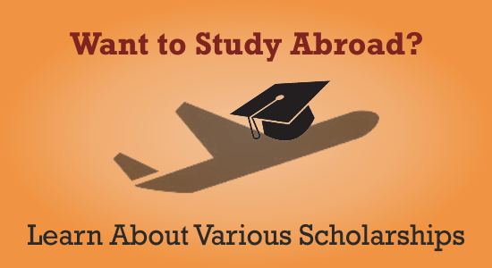 study abroad scholarships for international students