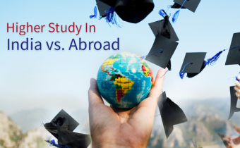 higher study abroad or in india-manhhatan review india